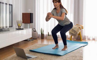 Dobra rehabilitacja = ćwiczenia w domu + terapia z fizjoterapeutą