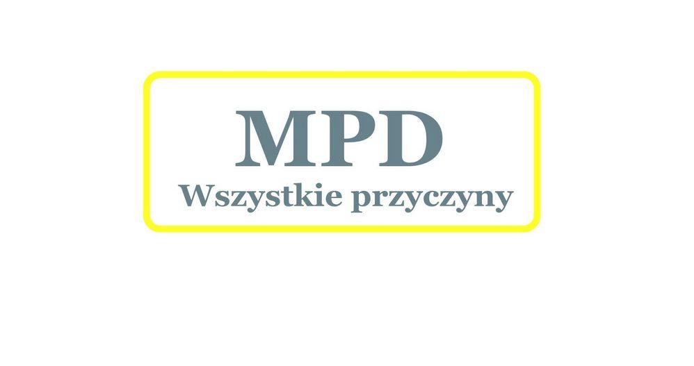 Mózgowe porażenie dziecięce (MPD) – wszystkie przyczyny