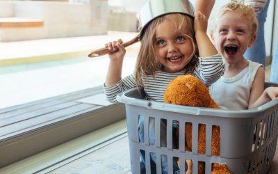 Zabawa ruchowa w procesie rehabilitacji dziecka