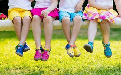 Pierwsze buty dla dziecka a wady stóp